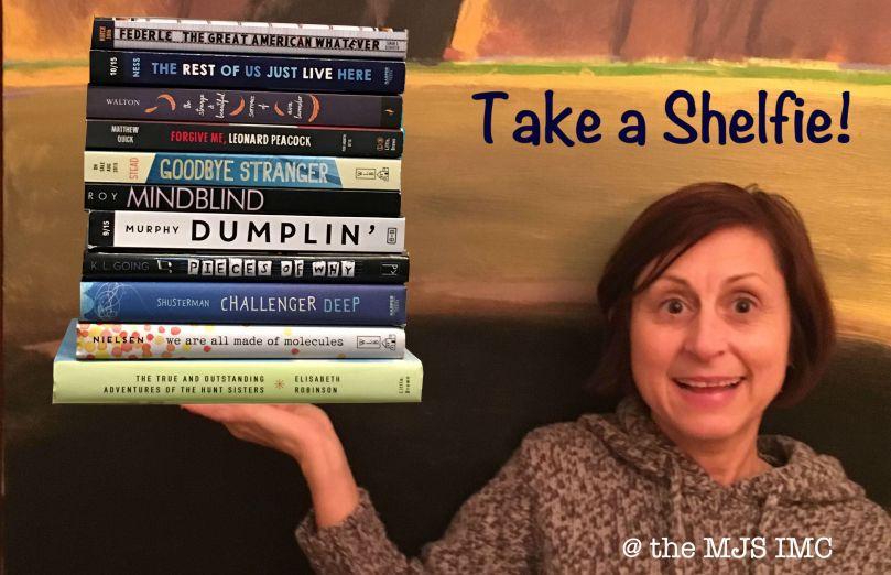 Take a Shelfie!